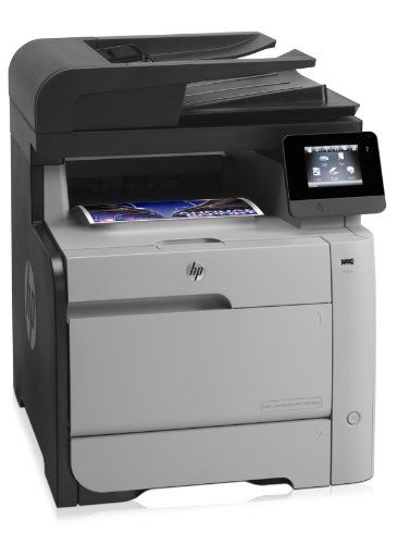 Hp M476dw Wireless Color Laser Multifunction Printer With Scanner Copier Fax