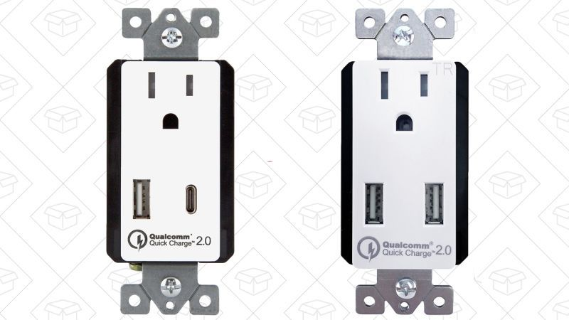 Our readers have upgraded a lot of AC power receptacles with USB ...
