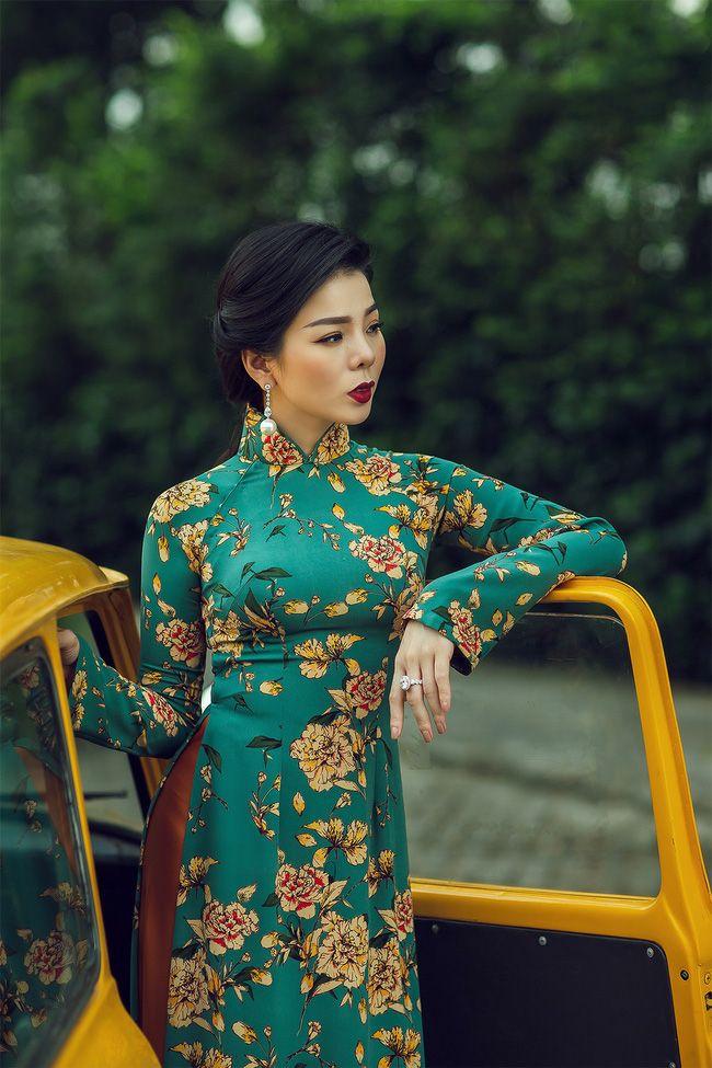 Vietnamese Traditional Ao Dai   Áo dài, Thời trang, Phụ nữ