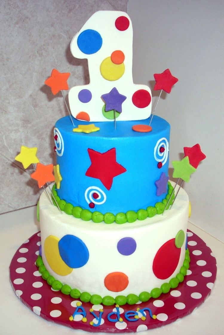 G Teau D Anniversaire Th Matique 55 Id Es 1er An De B B Birthdays Amazing Cakes And Cake