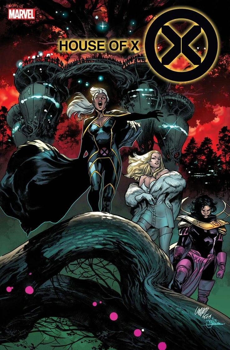 Marvel Comics #1000 Jen Bartel Variant 2019 Marvel NM//NM