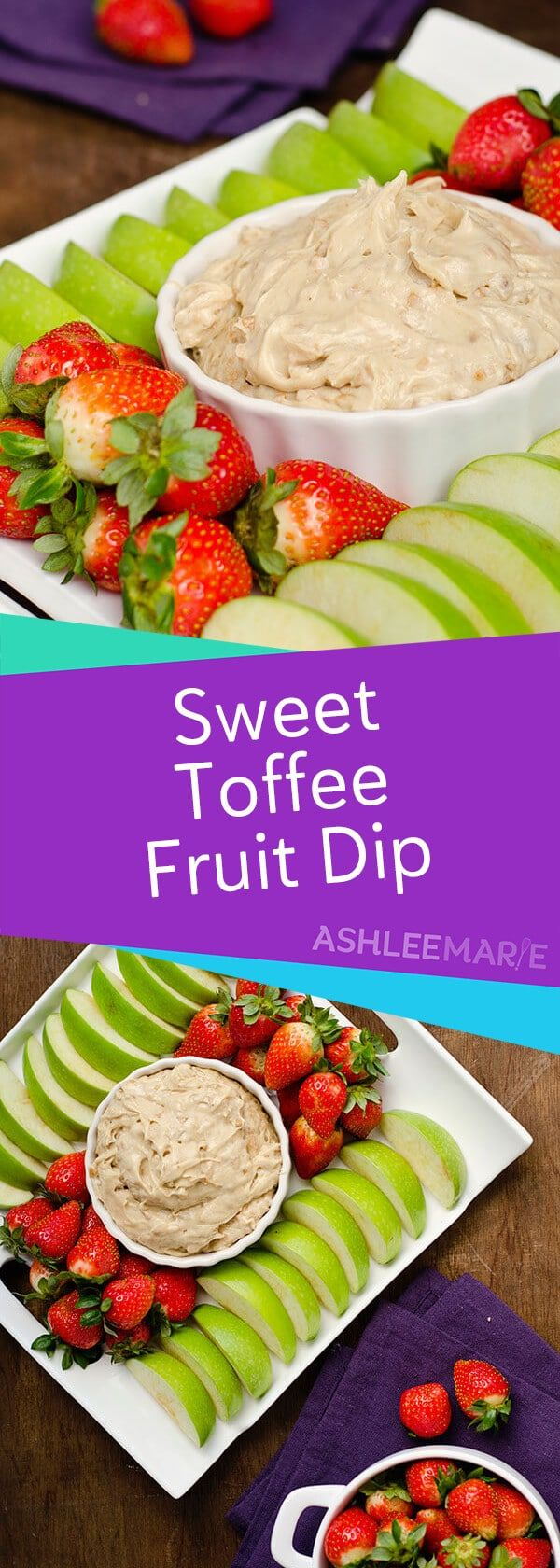 Fruit Dip | Ashlee Marie - real fun with real food