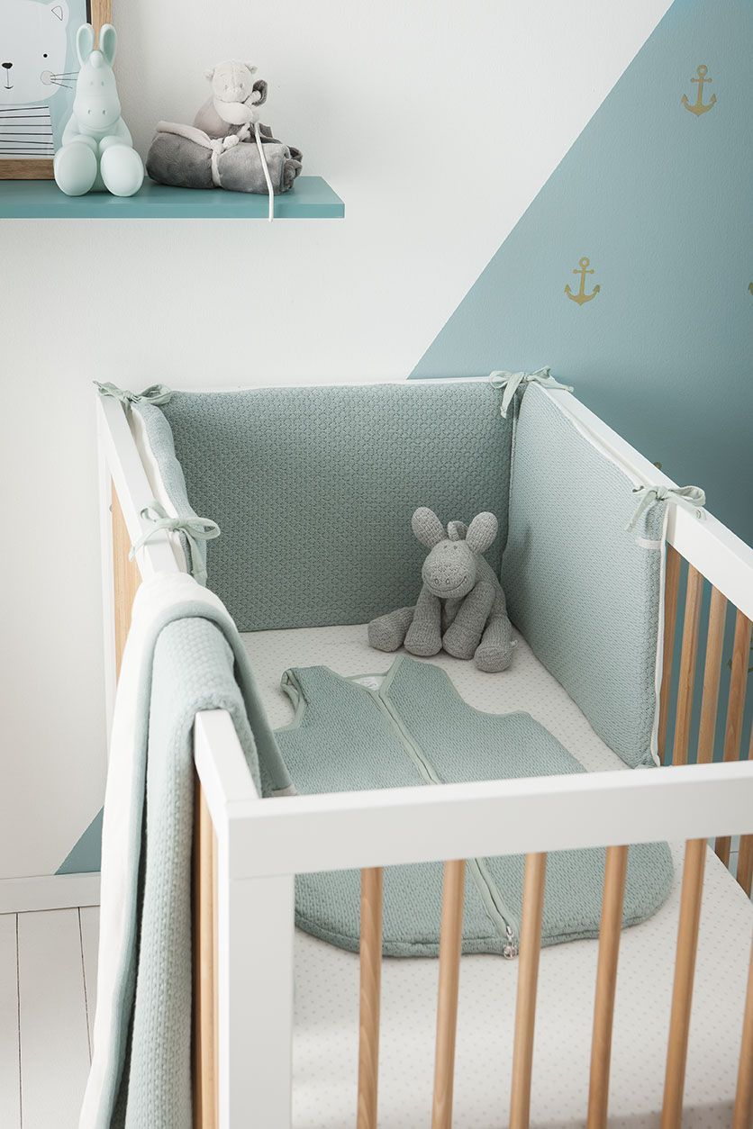Green Bébé Noukie's Collection Room The Baby Chambre Sublime Mint 6gb7yIfYv