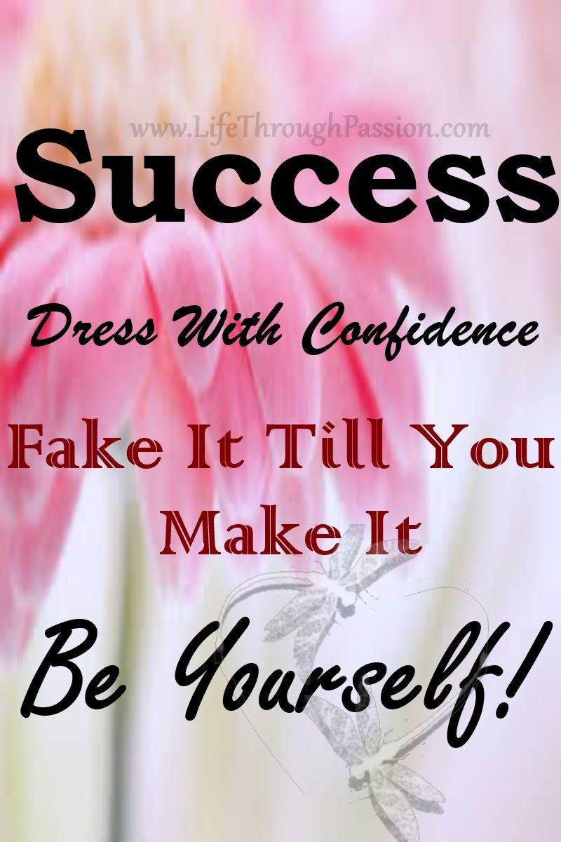 Dress For Success Quotes 3 Steps To Finding Confidence Within Your Wardrobe  Confident