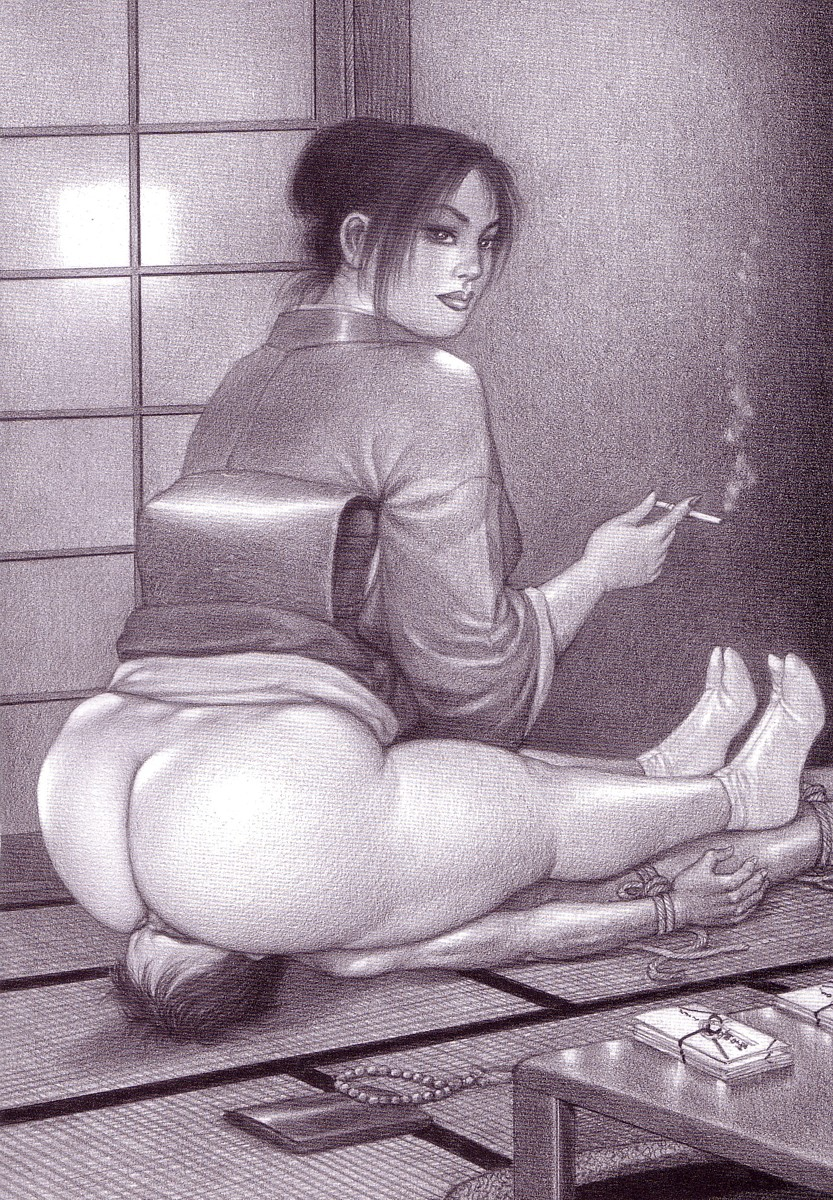 fetish art Hurukawa