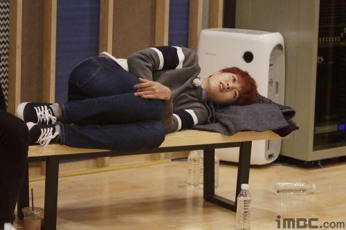 160123 #인피니트 Sungyeol - MBC Showtime Official Pictures