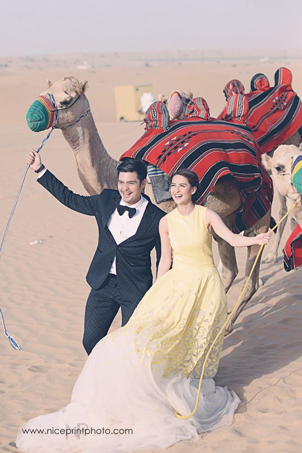 Celebrity Pre-Wedding Video and Photos of Dingdong Dantes ...