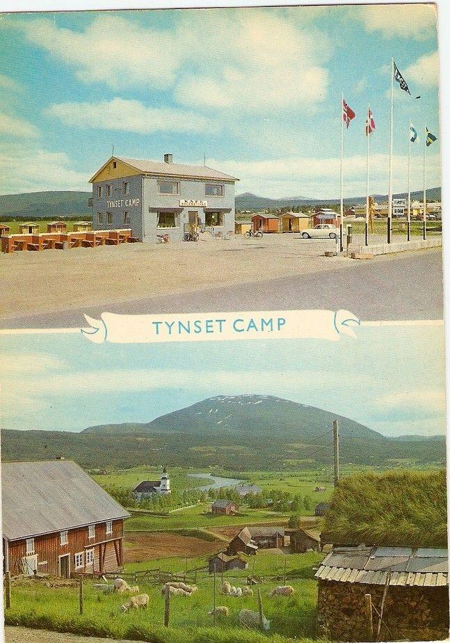 Tynset Camp Foto Normann Norge Kort