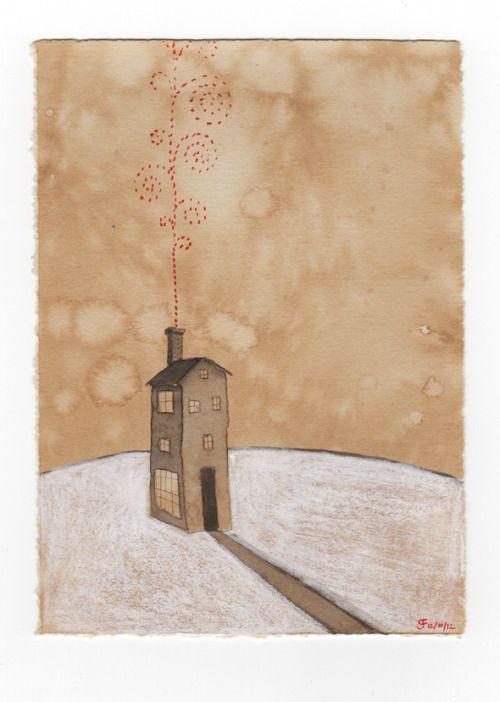 Day 342. Winter's a comin    ~  Graham Franciose