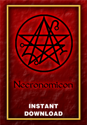 The Necronomicon - Instant Download  This is a downloadable