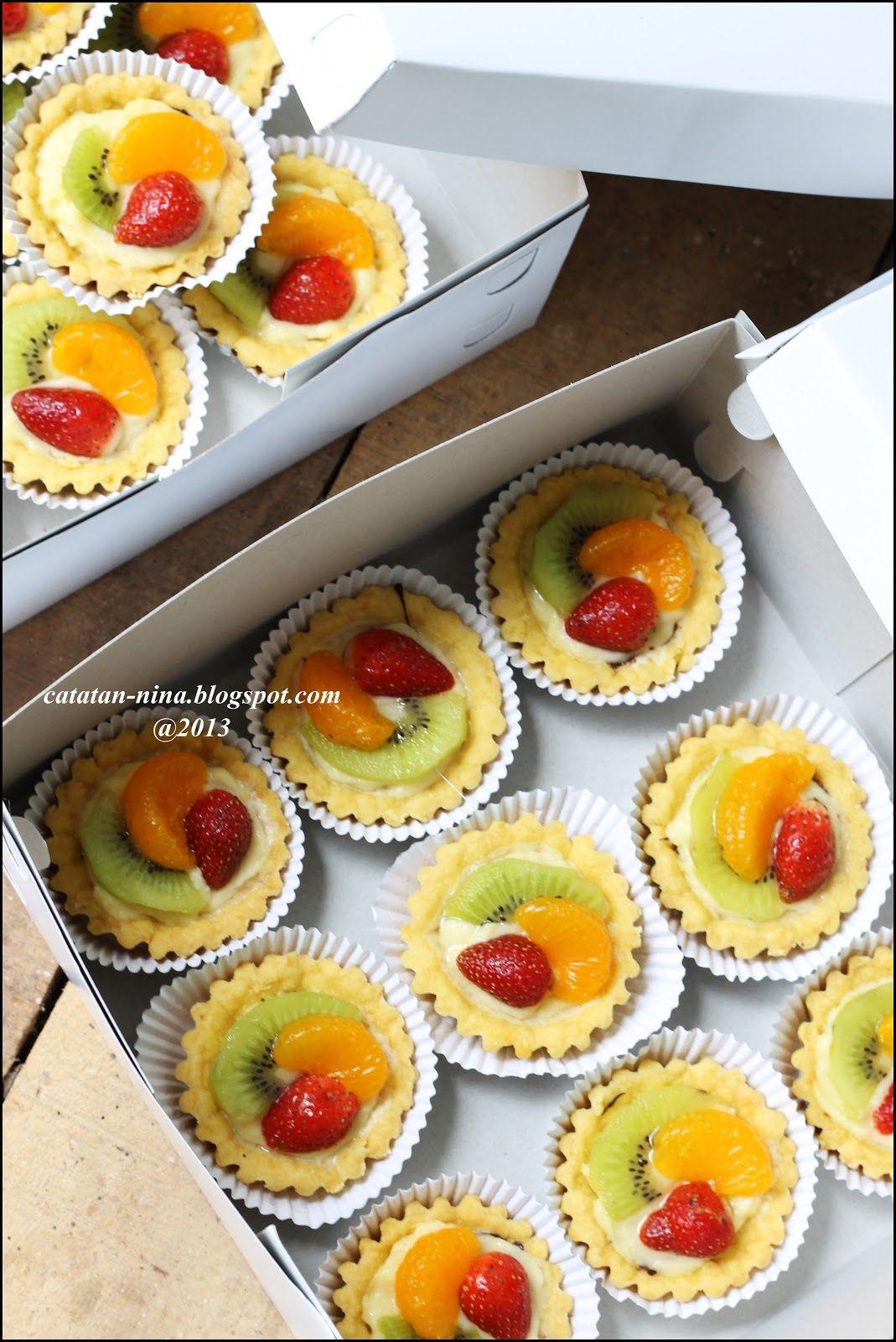 Mini Fruit Pie Catatan Nina Makanan Penutup Mini Makanan Manis Kue Tart Buah
