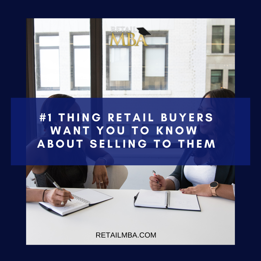 how to sell a product to retail stores