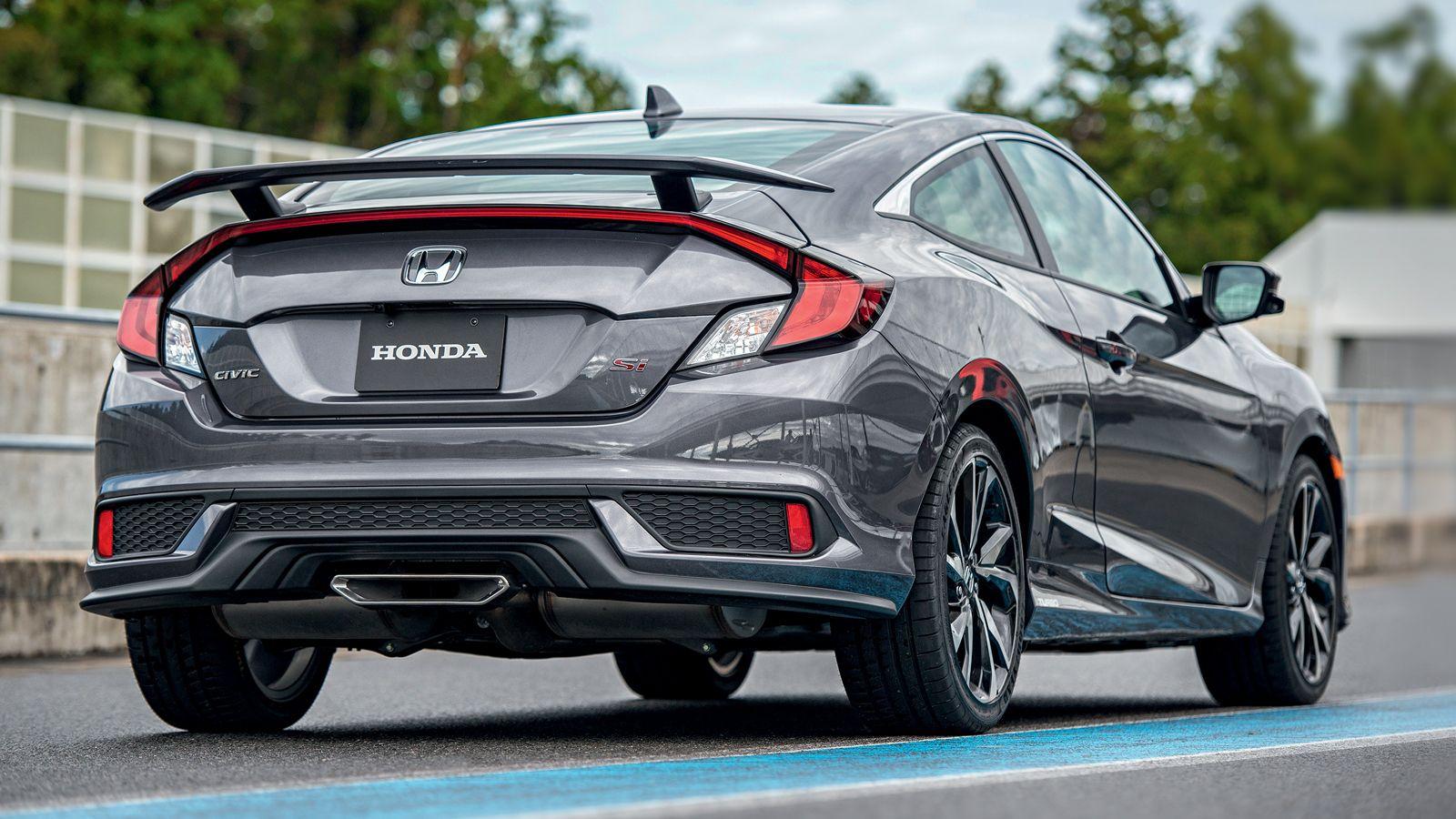 Impressões Honda Civic Si, um esportivo de verdade