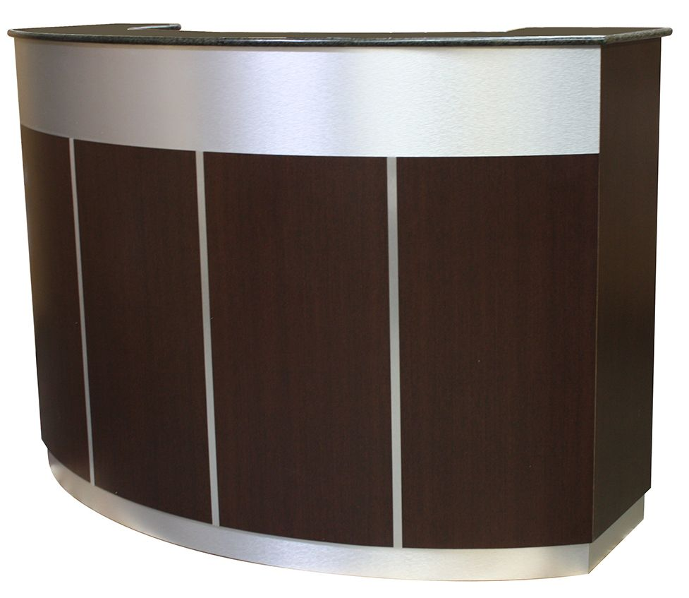 Great Selection Of Reception Desks Including Half Circle Semi L