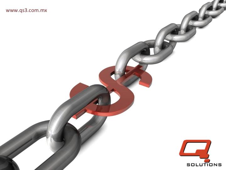 Una cadena depende de sus eslabones para hacer valer su fuerza. Si un eslabón falla, toda la integridad de la cadena puede verse comprometida. Tal es el caso de las cadenas de suministro que se ven en necesidad de operar con una logística que garantice la ejecución, la disponibilidad de servicios y productos, los flujos de ventas, producción y abastecimiento. #qsolutions #QSOLUTIONS #cadenadesuministro #logística