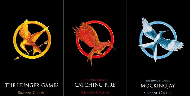 The Hunger Games Trilogy Review No Spoilers Spoiler Free Hunger Games Book Cover Hunger Games Trilogy Hunger Games Books