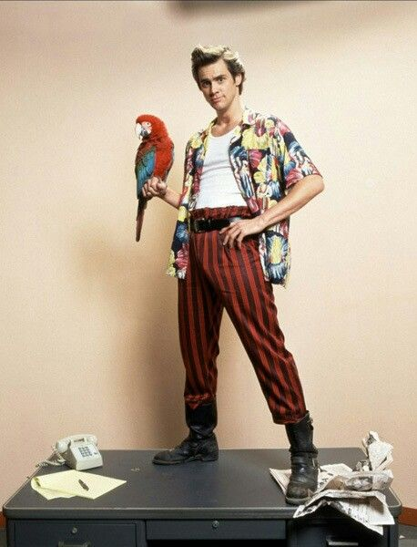 Ace Ventura ℳovies Ace Ventura (1994) Ace Ventura 2 (1995 - 2016 mens halloween costume ideas