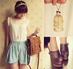 Cute Vintage Outfits Ideas Google Search Moda Looks Roupas