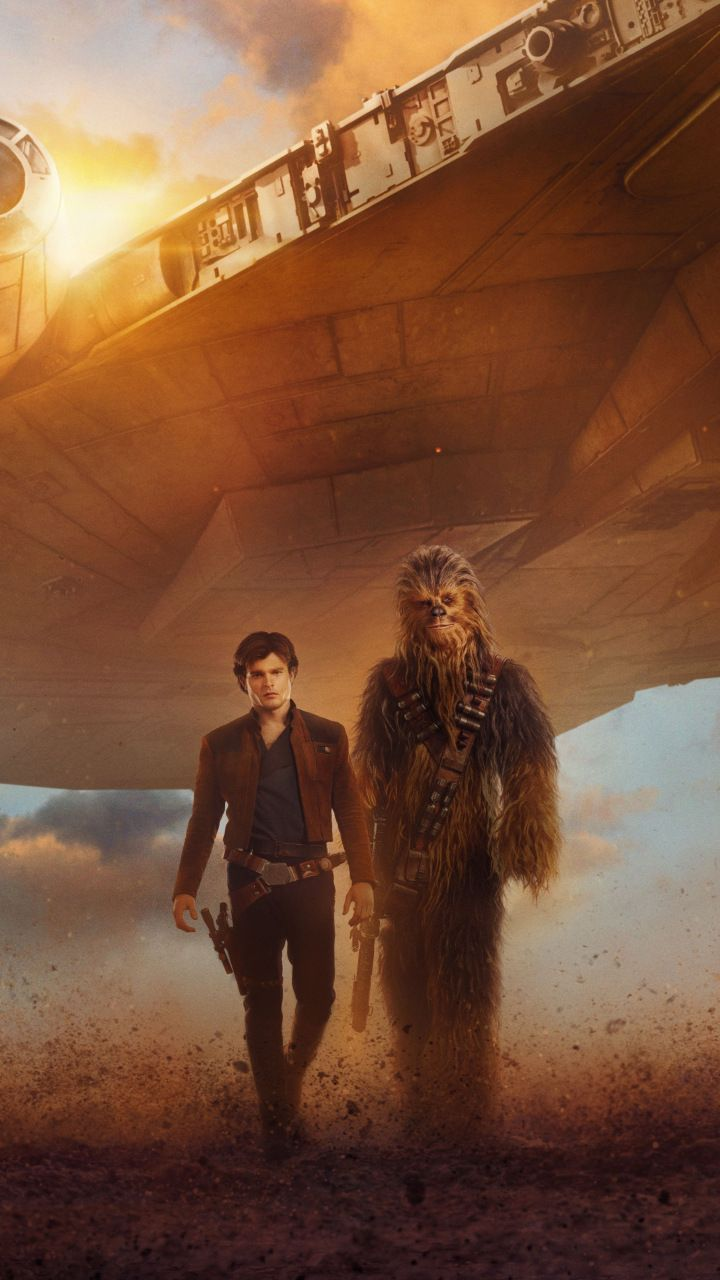 Solo a star wars story han solo alden ehrenreich movie - Han solo wallpaper ...