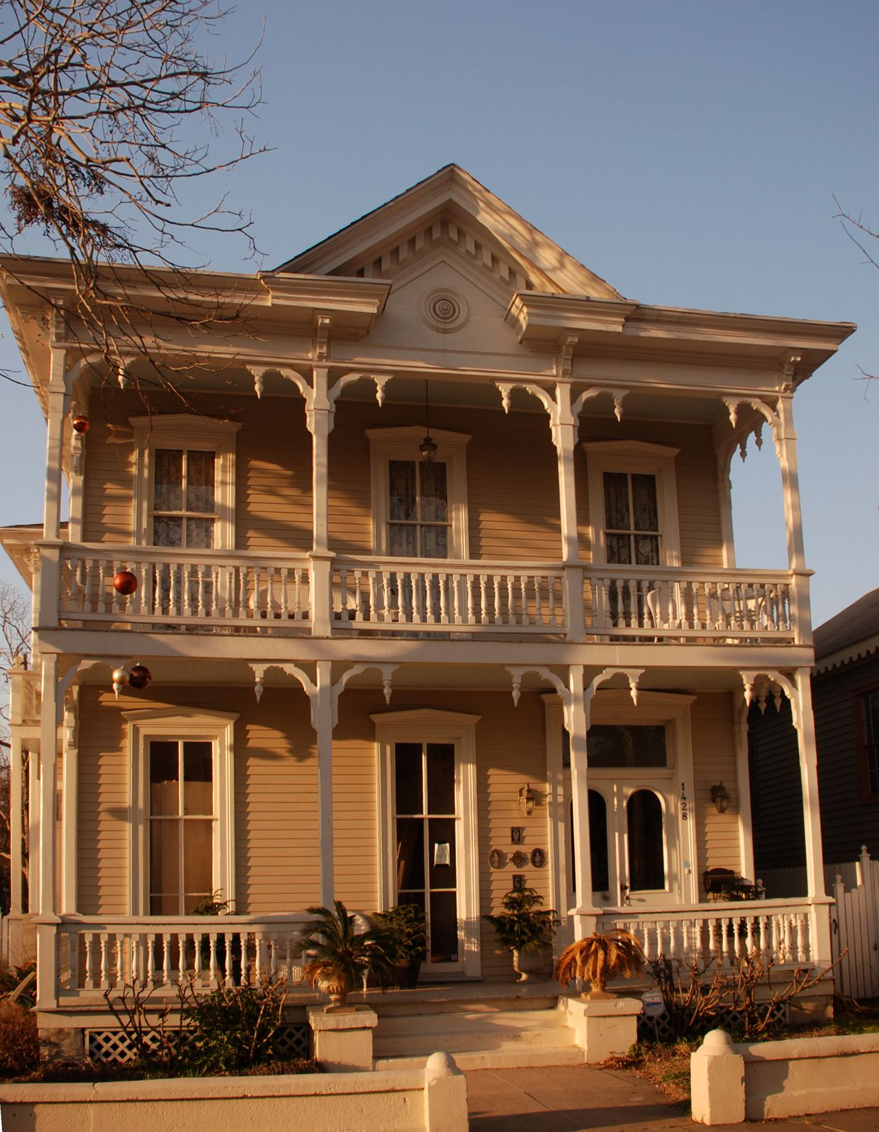 Galveston Tx Historic Homes On Pinterest Texas