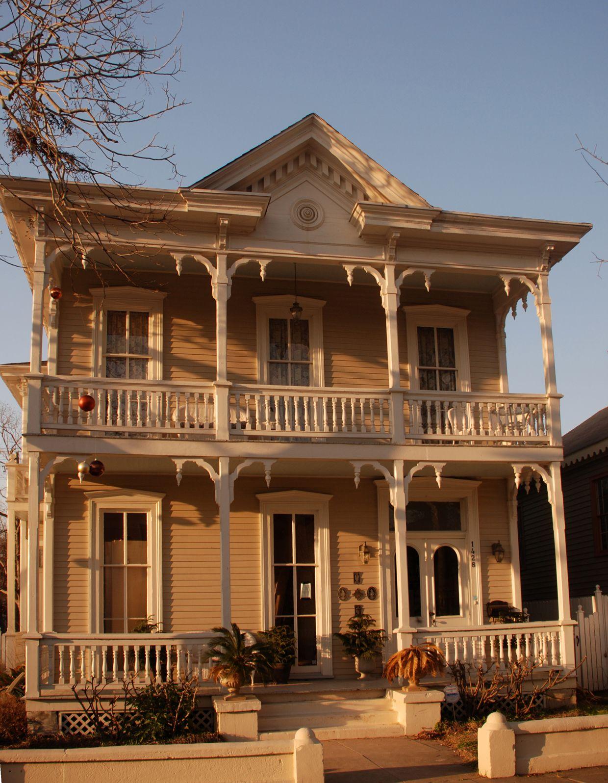 Galveston Tx Historic Homes On Pinterest Texas