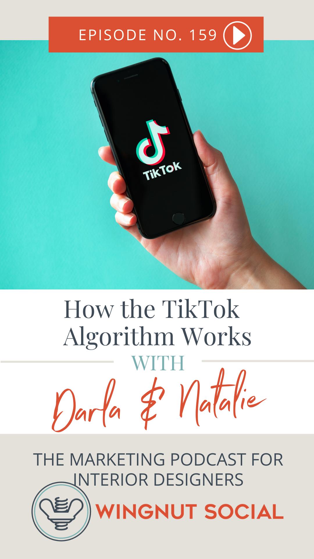 Tik Tok Algorithm Marketing Podcasts Algorithm Podcasts
