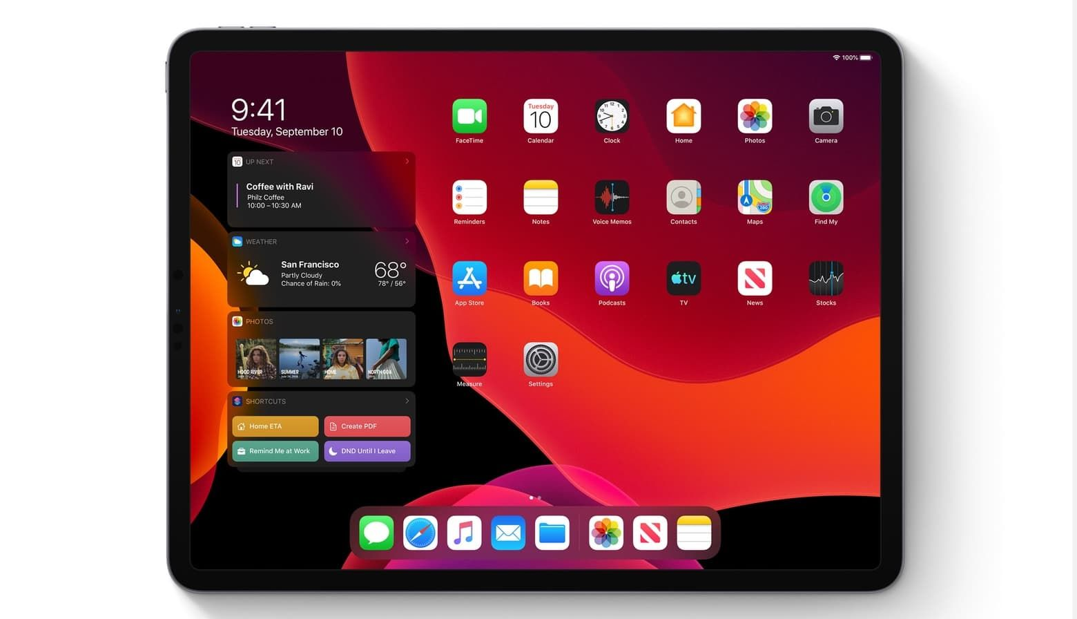 The best widgets apps for iPadOS 13's new Home screen