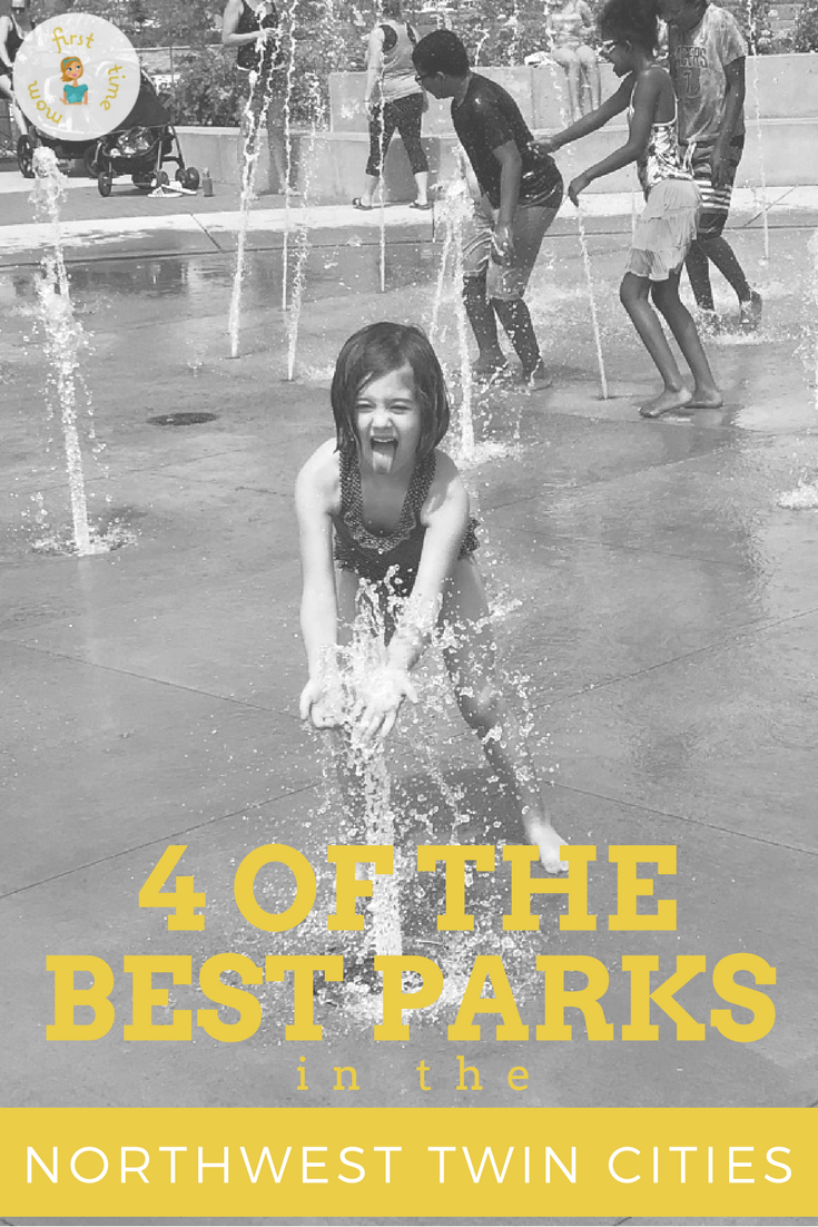 4 Of The Best Parks In The Northwest Twin Cities Kids And