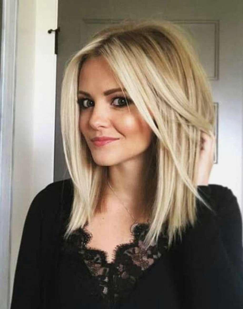 Frisuren Für Mittellanges Haar 2019 Frisuren Mittellang