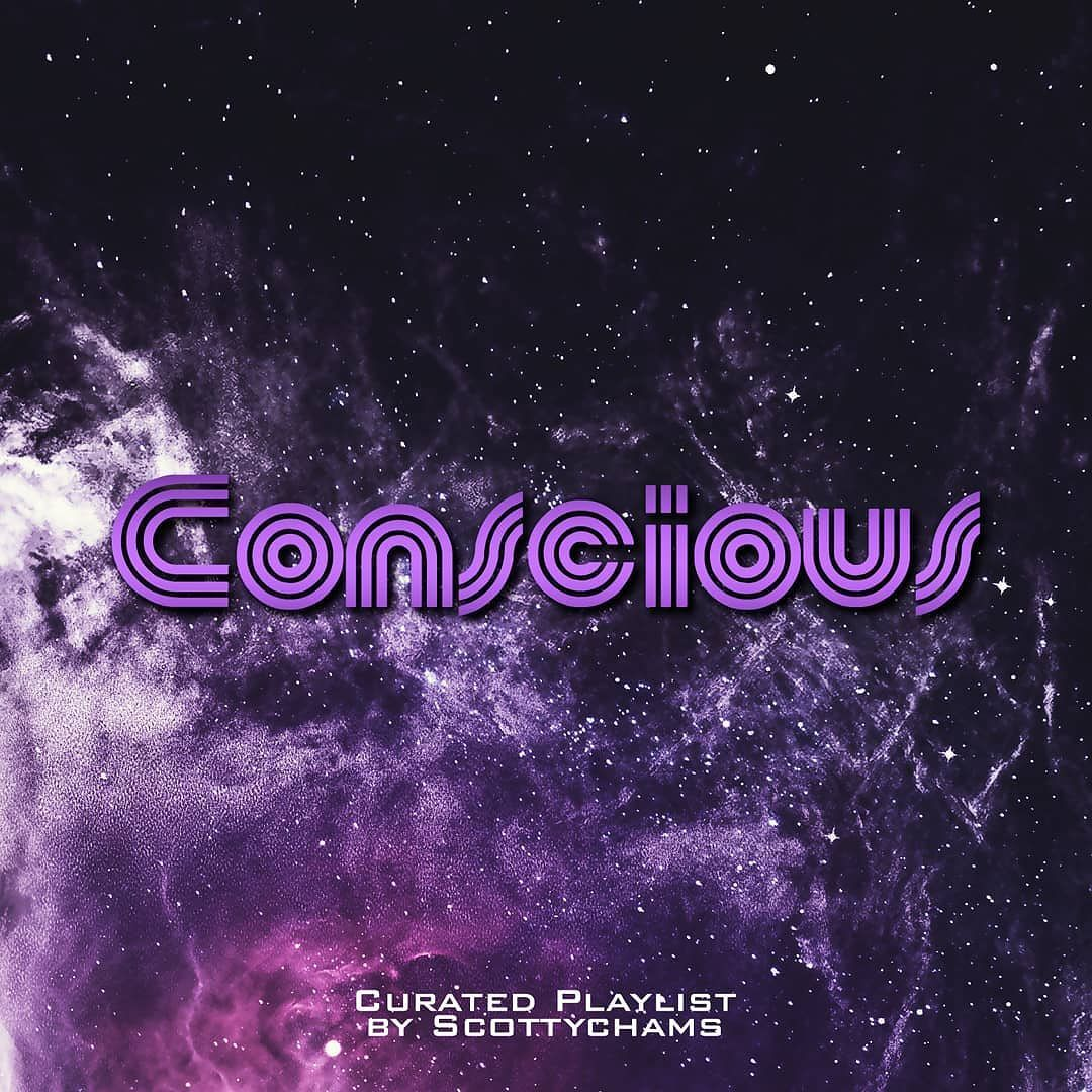 I have a playlist of consciousmusic on Soundcloud and