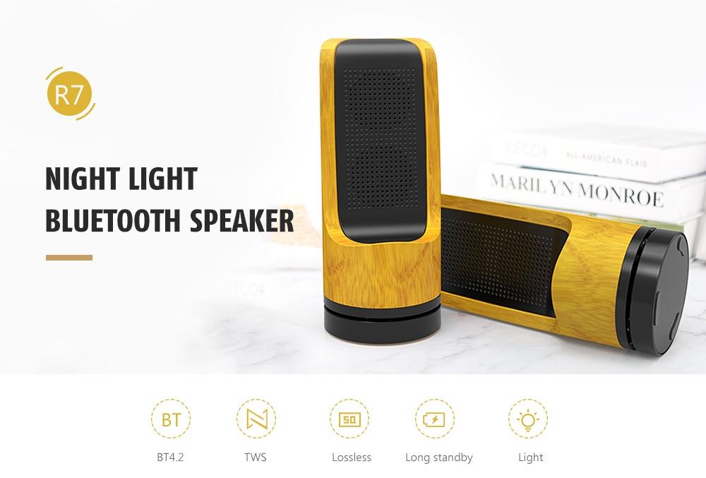 R7 Night Light Bluetooth Speaker Sale Price  Reviews  Gearbest R7 Night Light Bluetooth Speaker Sale Price  Reviews  Gearbest