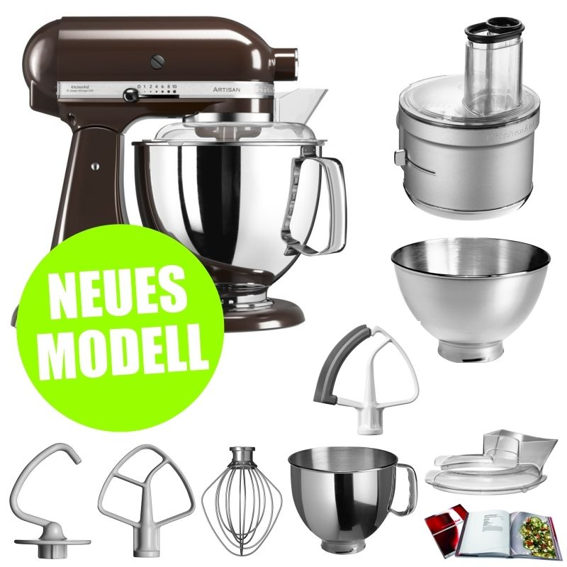 kitchenaid artisan espresso l kchenmaschine - Kitchenaid Kuchenmaschine Rot