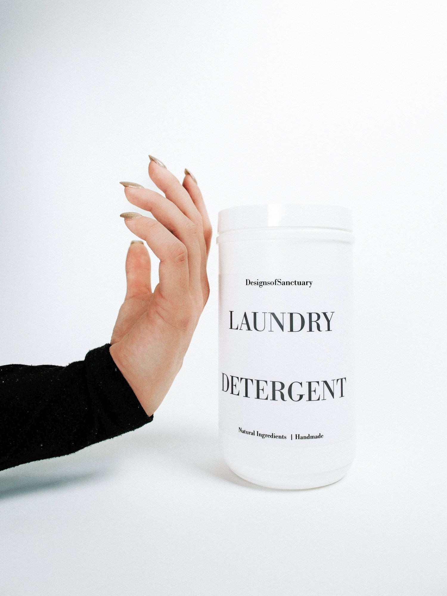Laundry Detergent 32oz In 2019 Designsofsanctuary Homemade