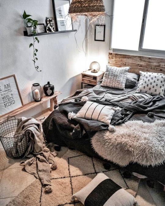 Bedroom Inspiration : Daridesign #bedroomdesignminimalist