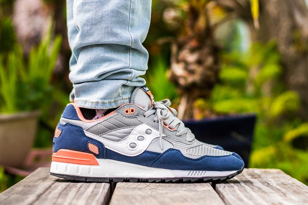 67d0b9329a13 See how the Saucony Shadow 5000 Blue   Grey looks on feet in this exclusive  video review along with a brief write up including where to find these  online!