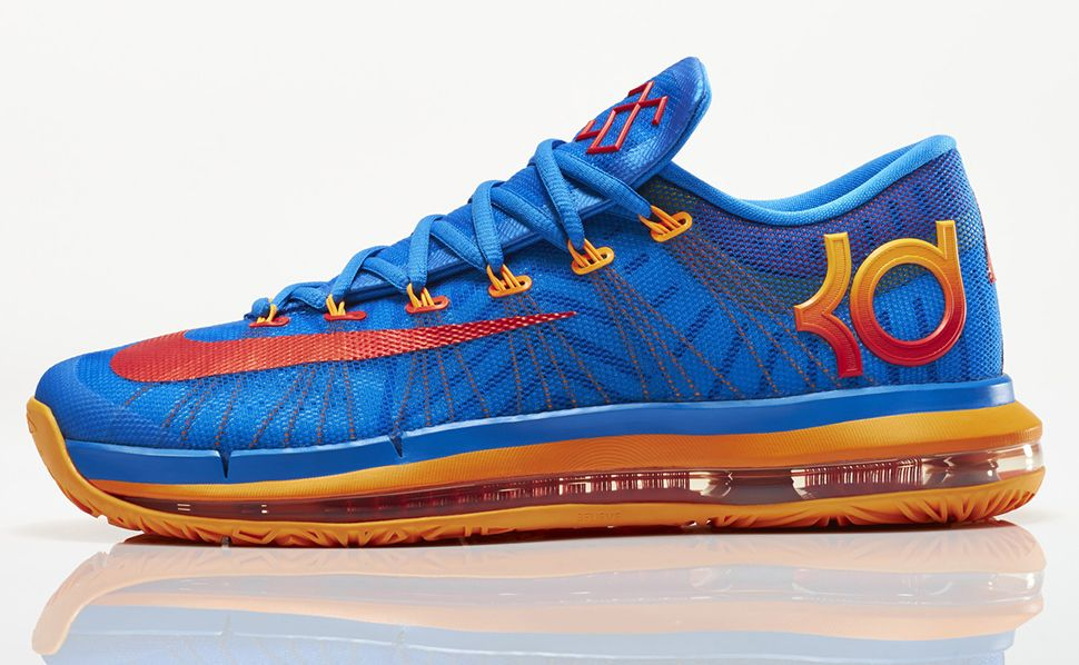 1278851888b3 Ive always been iffy about the KD the full length visible zoom air sole and  flywire have won me over on this edition! Nike KD VI ...