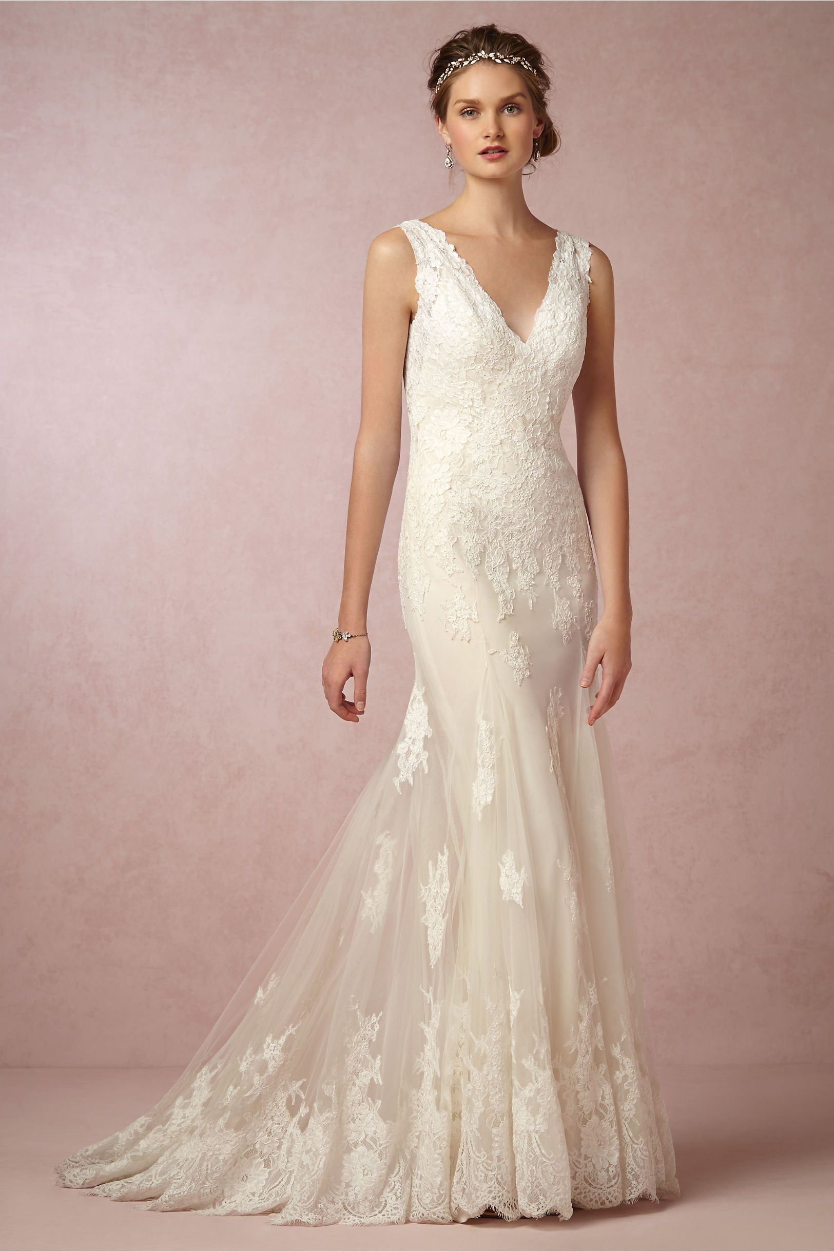 Watters Francine Gown/34338376 – BHLDN WTOO WATTERS Size 8 Wedding ...