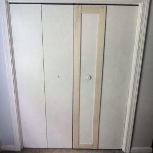 Ordinaire Metal Bifold Closet Door Hardware