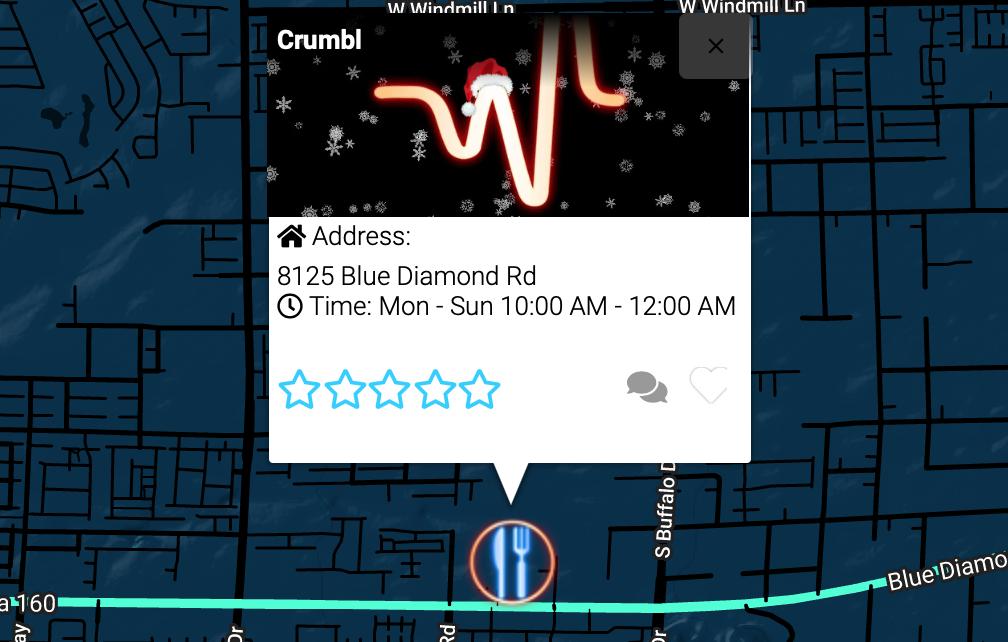 Crumbl 8125 Blue Diamond Rd, Las Vegas, NV in 2019 Las