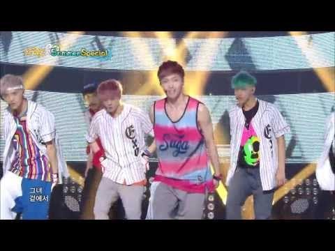 [HOT] EXO - Growl, 엑소 - 으르렁, Music core 20130810