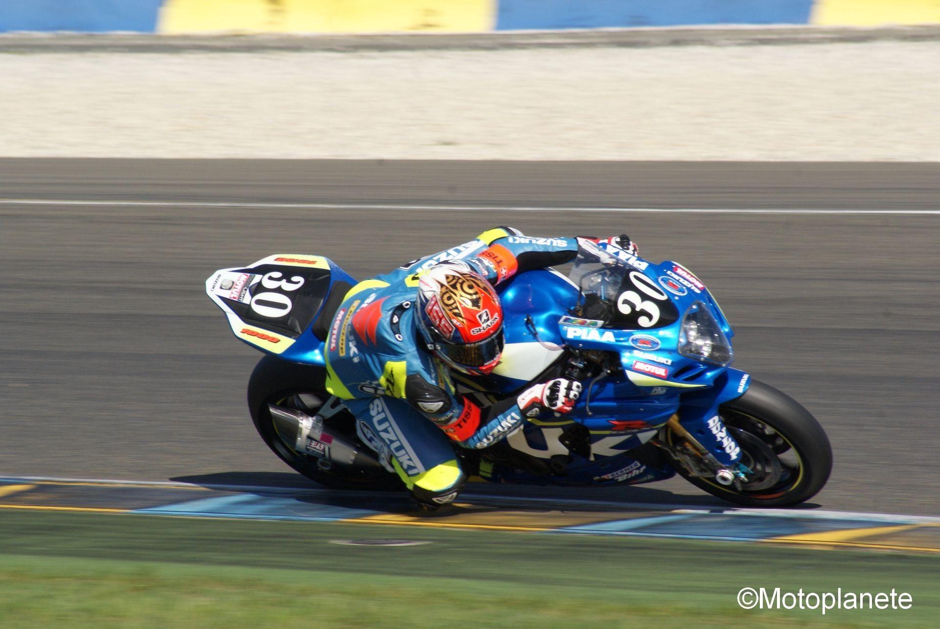 24 Heures motos 2015 Motos, L'heure, Circuit du mans