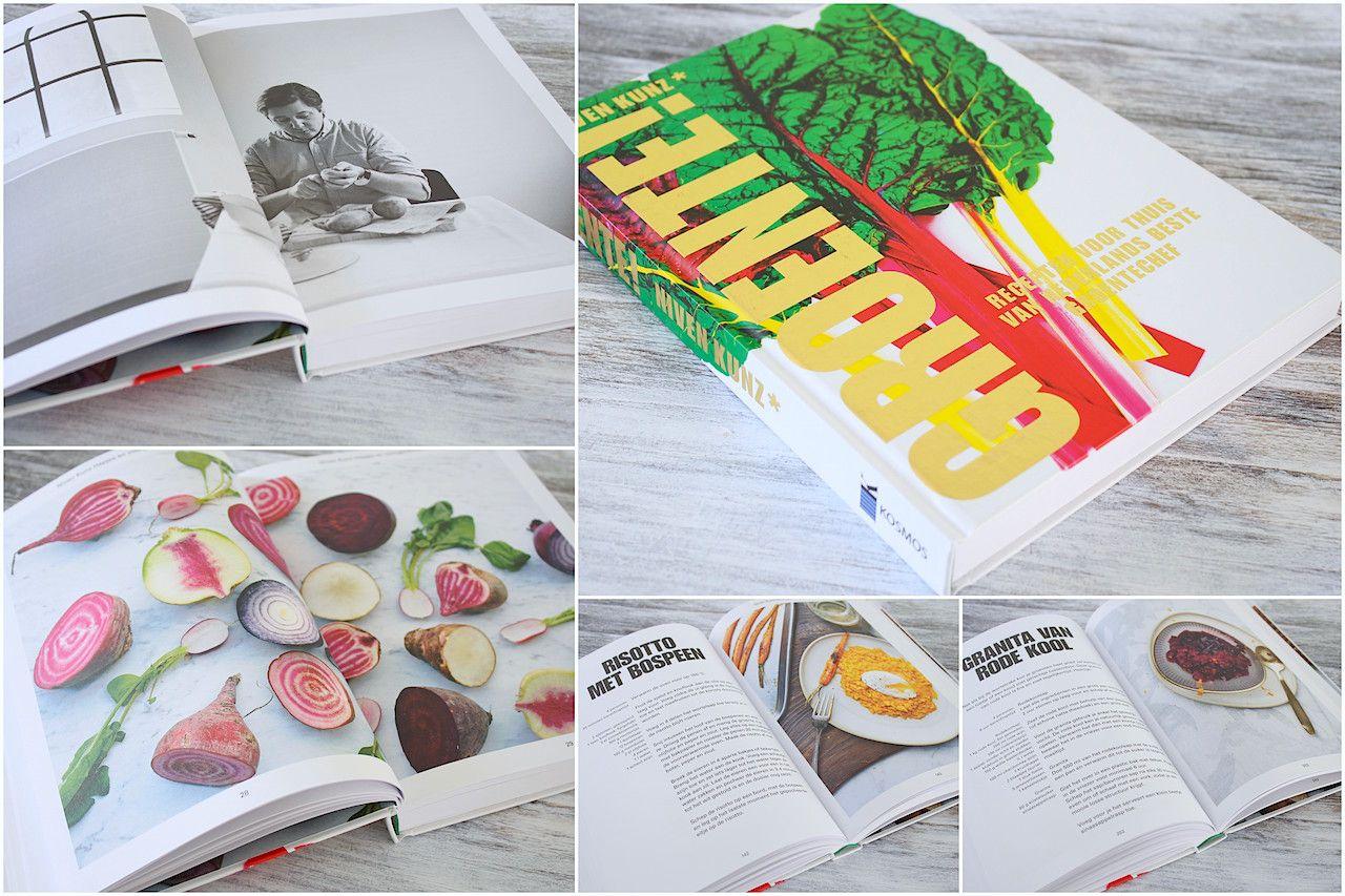 Het nieuwe kookboek GROENTE! van Niven Kunz // Francesca Kookt