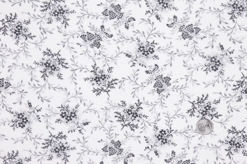 Mood Fabrics New York Fashion Designer Discount Fabric Fs23886c Off White Navy Floral Voile Mood Fabrics Store Mood Fabrics Fabric