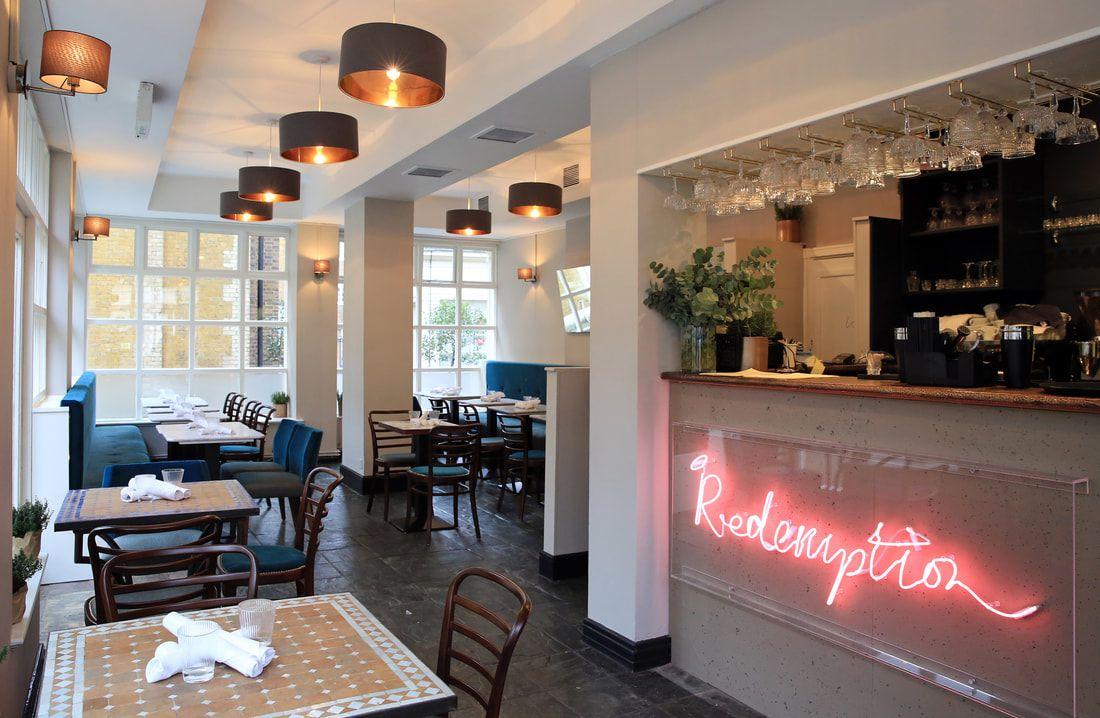 Redemption Bar Home Best Vegan Restaurants Vegan Restaurants Healthy Restaurant