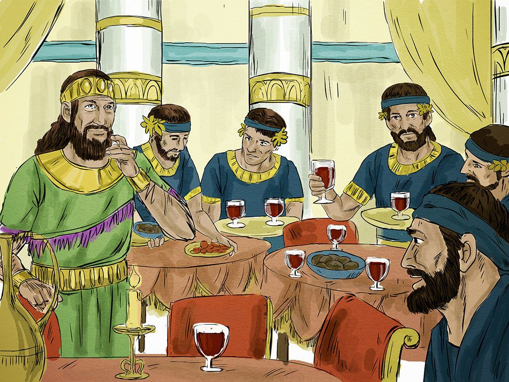 A King Prepared A Wedding Banquet For His Son Slide 2 Parables Bible Parables Bible Crafts