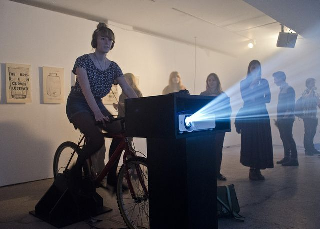 Spaceship Unbound Preview Night - Castlefield Gallery, Manchester, UK