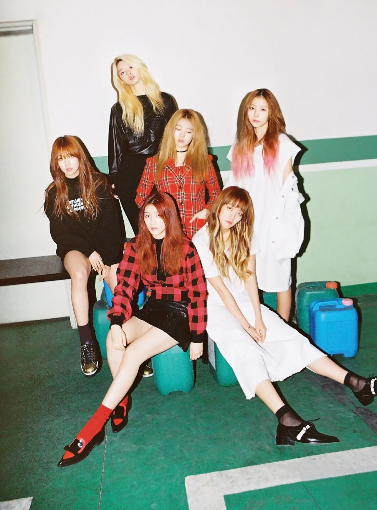 HelloVenus for Dazed and Confused