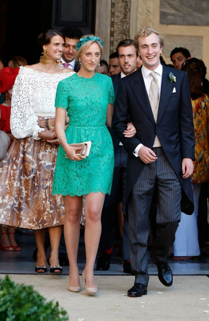 Wedding of Prince Amedeo and Elisabetta Maria Rosboch Von ...