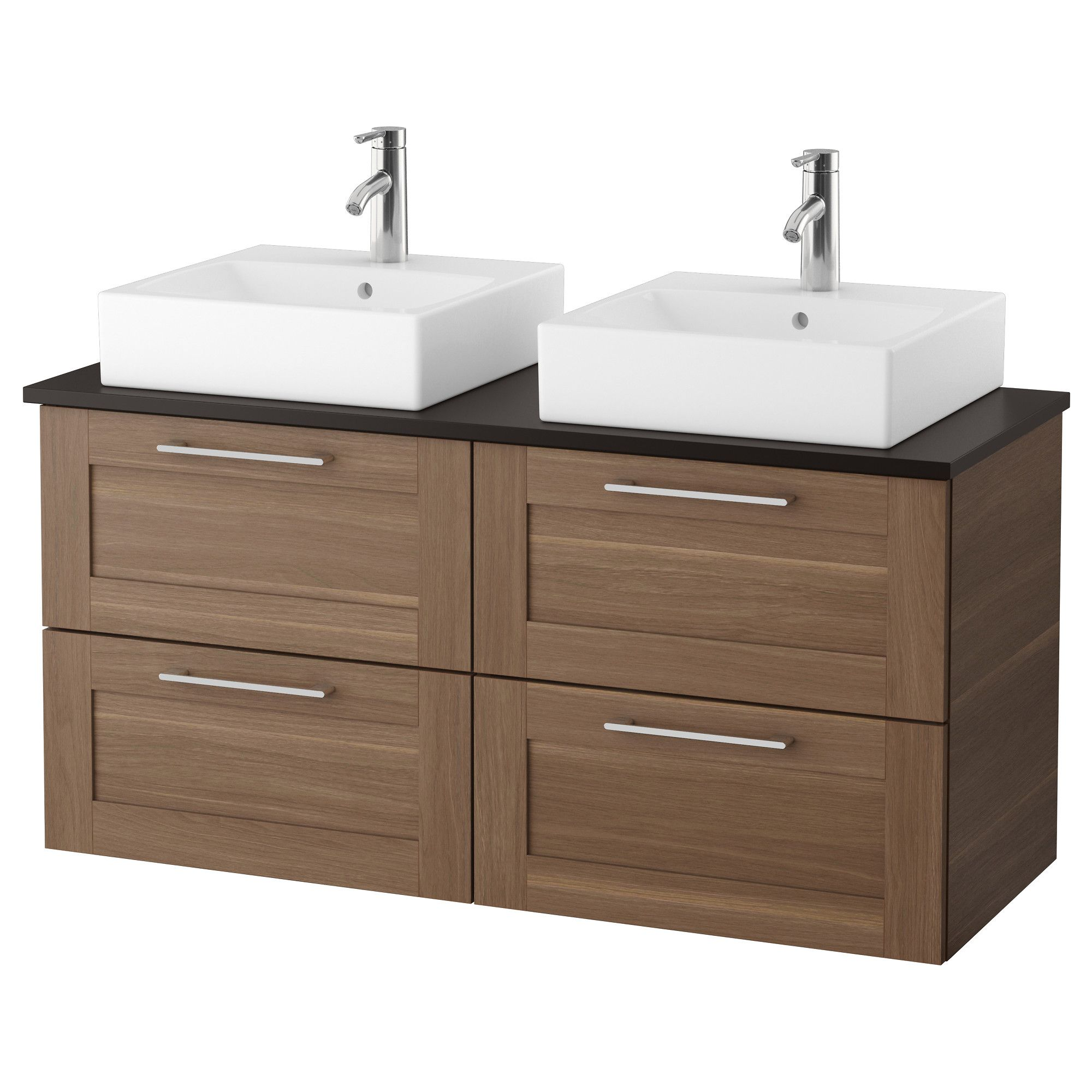 Godmorgon Tolken Tornviken Vanity Countertop And 17 3 4 Sink