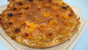 Tarte Aux Abricots Pour Diabetiques Recette Recette Tarte Aux